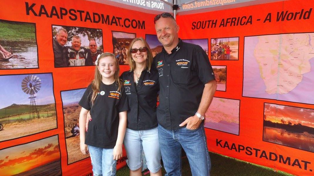 Kaapstad Team