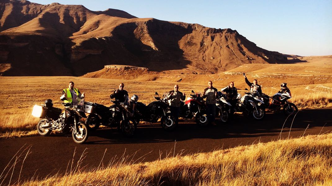 Pros and Cons of a Guided Motorcycle Tour