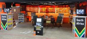 Kaapstad Trade Stand