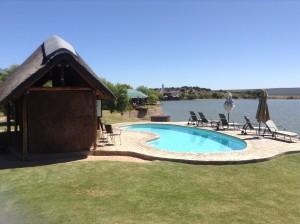 Buffelsdrift pool.