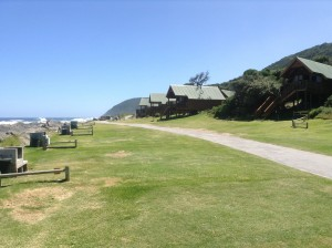 Storms river camp