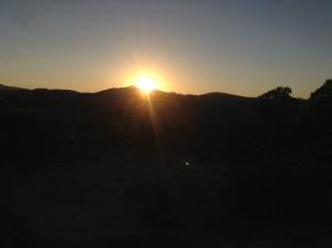 Namakwa sunrise