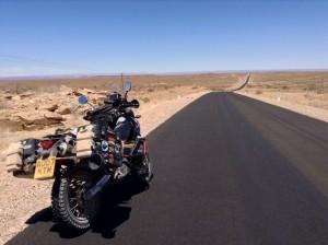 KTM 990 Adventure.