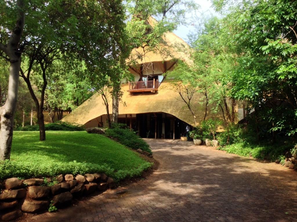 Vic Falls Safari Lodge.