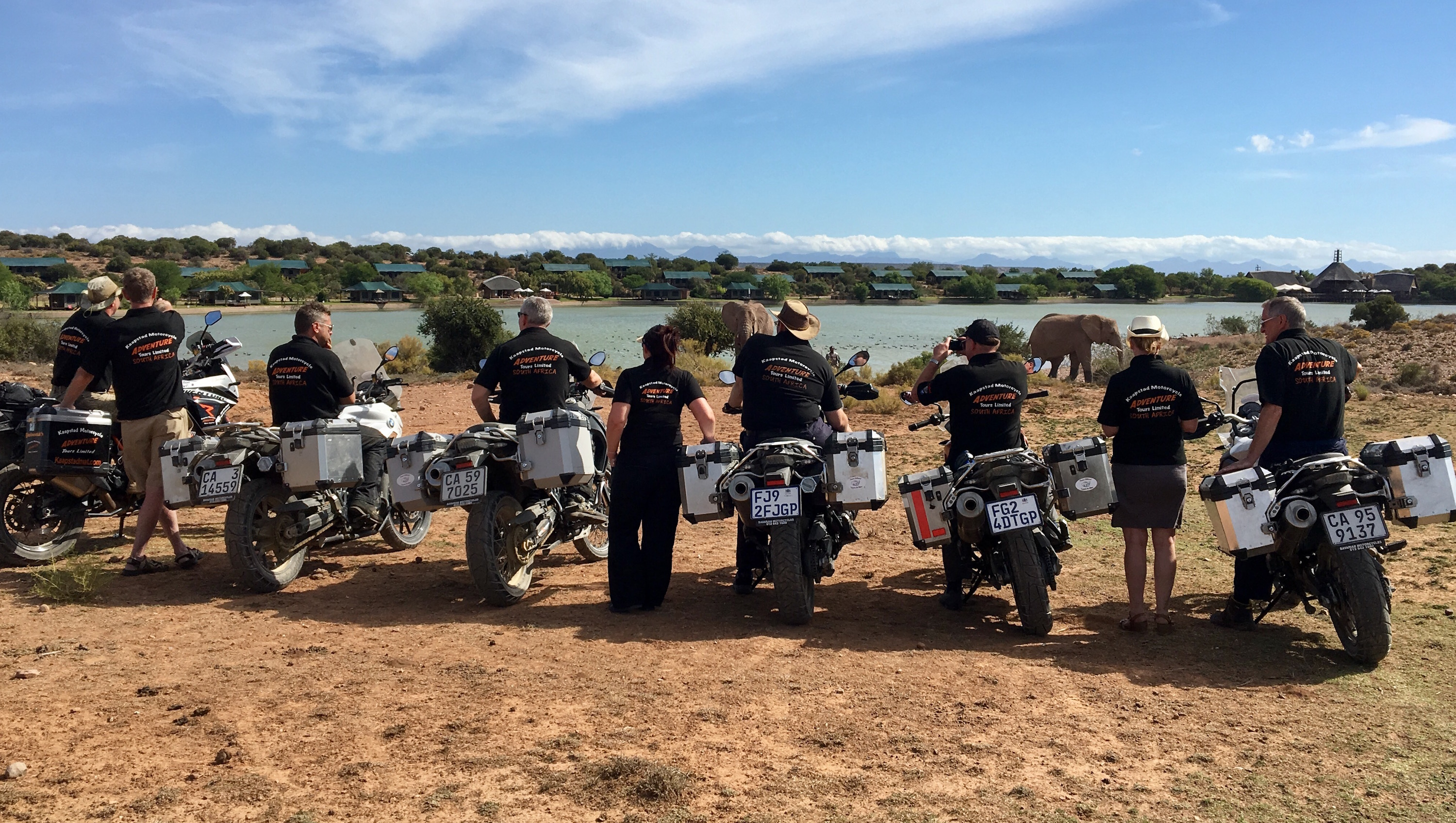 Gary Dipple rides – The Garden Route
