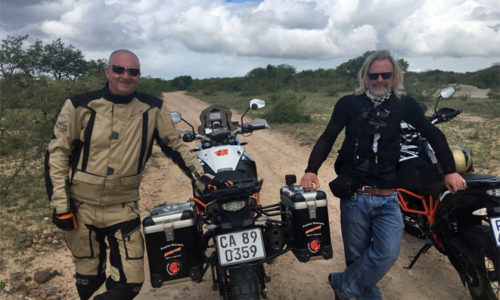 Motorcycle Tours and Safaris in South Africa and Namibia